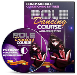 pole dance fitness instruction